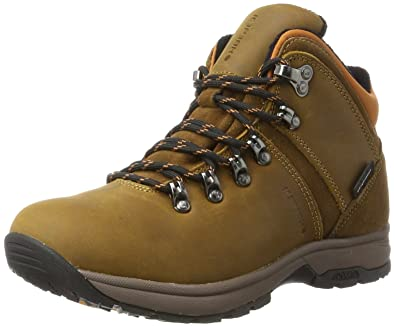Icepeak Wolter, Chaussures Multisport Outdoor Femme, Marron (Cafe Au Lait), 36 EU
