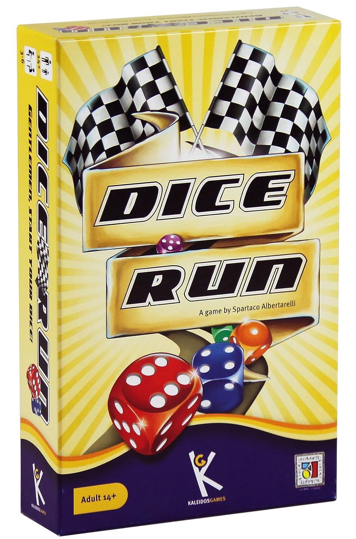 Dice Run *reglas En Castellano *