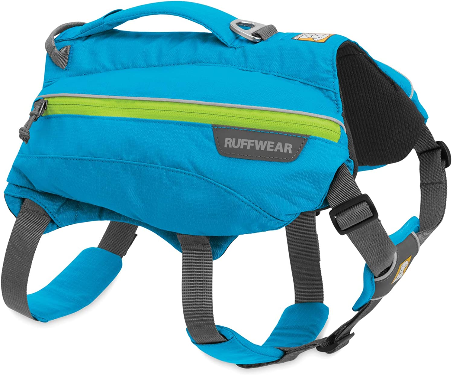 RUFFWEAR - Singletrak Dog Pack, Hiking Backpack with Hydration Bladders