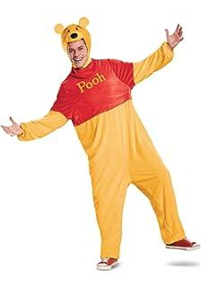 Adult pooh bear costume
