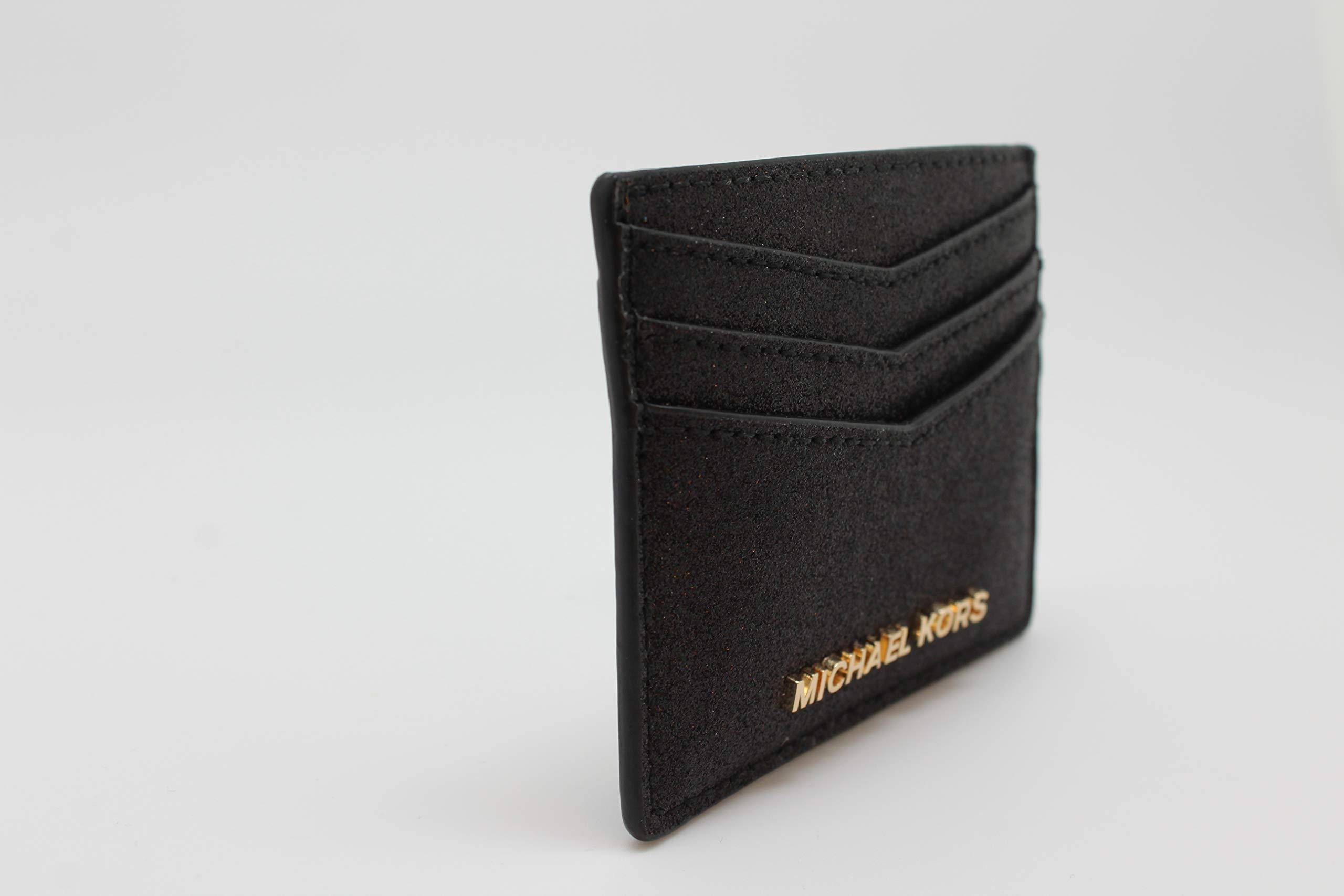 Michael Kors Giftables Large Card Holder Black Glitter by Michael Kors (Image #6)