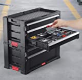 Keter Modular Locking and Rolling Tool Chest with