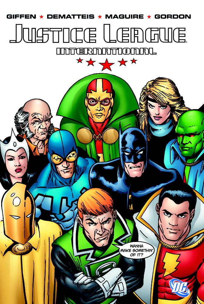 Justice League International, Vol. 1 pdf epub