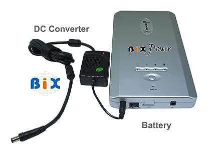 Amazon com: BiXPower Super High Capacity (159 Watt-Hour