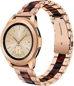 Amazon.com: v-moro accesorios moda bandas de reloj de metal ...
