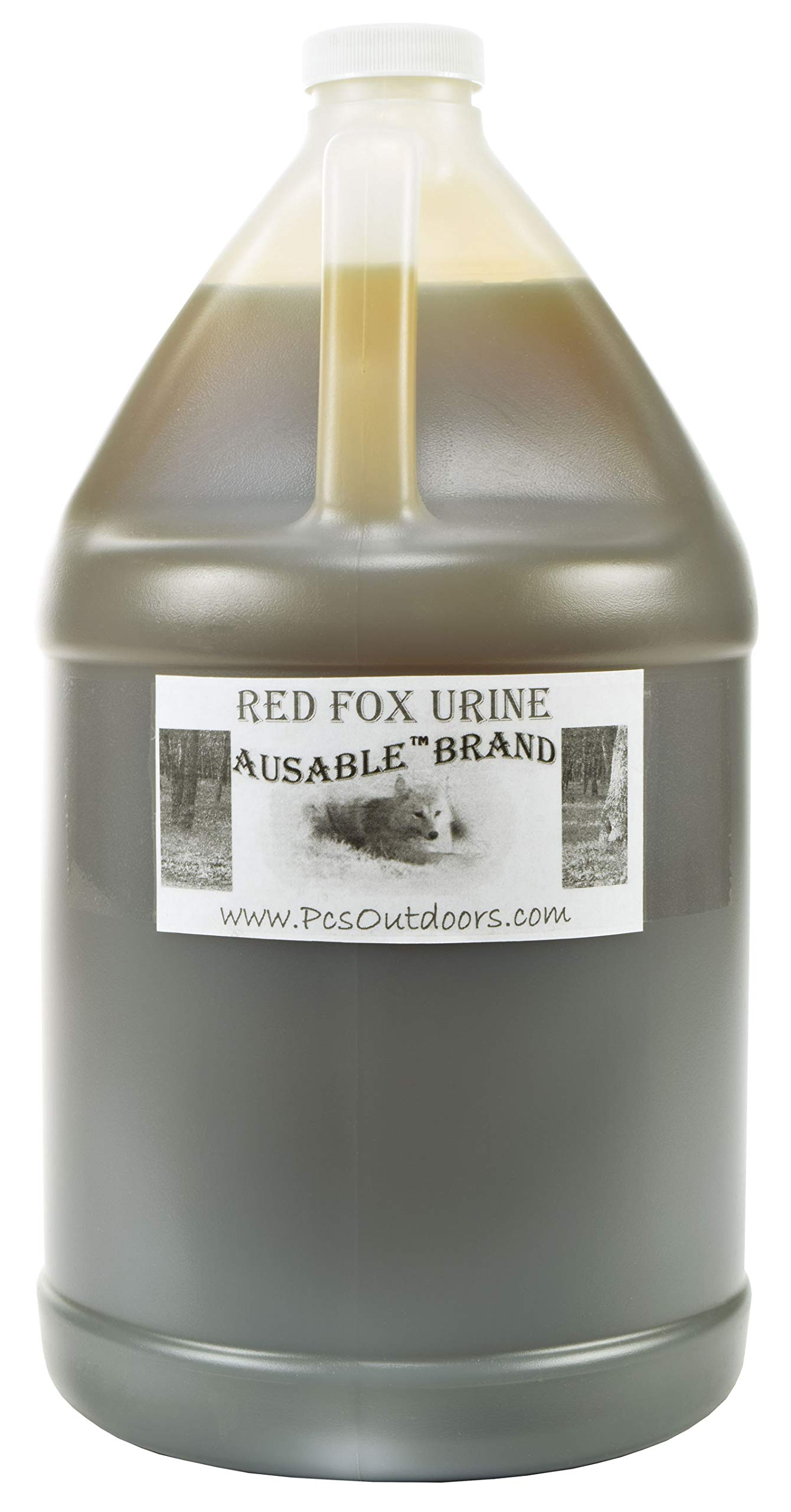 AuSable Brand Pure Red Fox Urine - 1 Gallon
