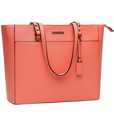 a93fa38c41a Amazon.com: 15.6 Inch Laptop Bag for Women,Large Computer Bags for ...