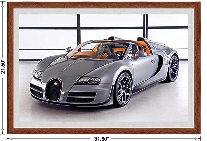 Amazon Com Bugatti Veyron 16 4 Grand Sport Vitesse 2012 Framed