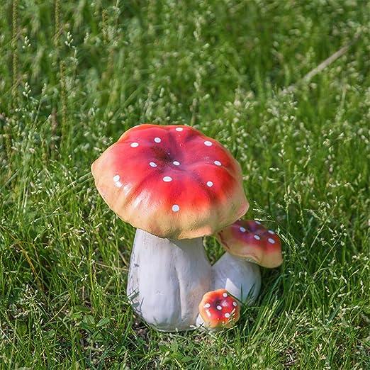 SGHTYJ Decoración de jardín, decoración de jardín, jardín al Aire ...