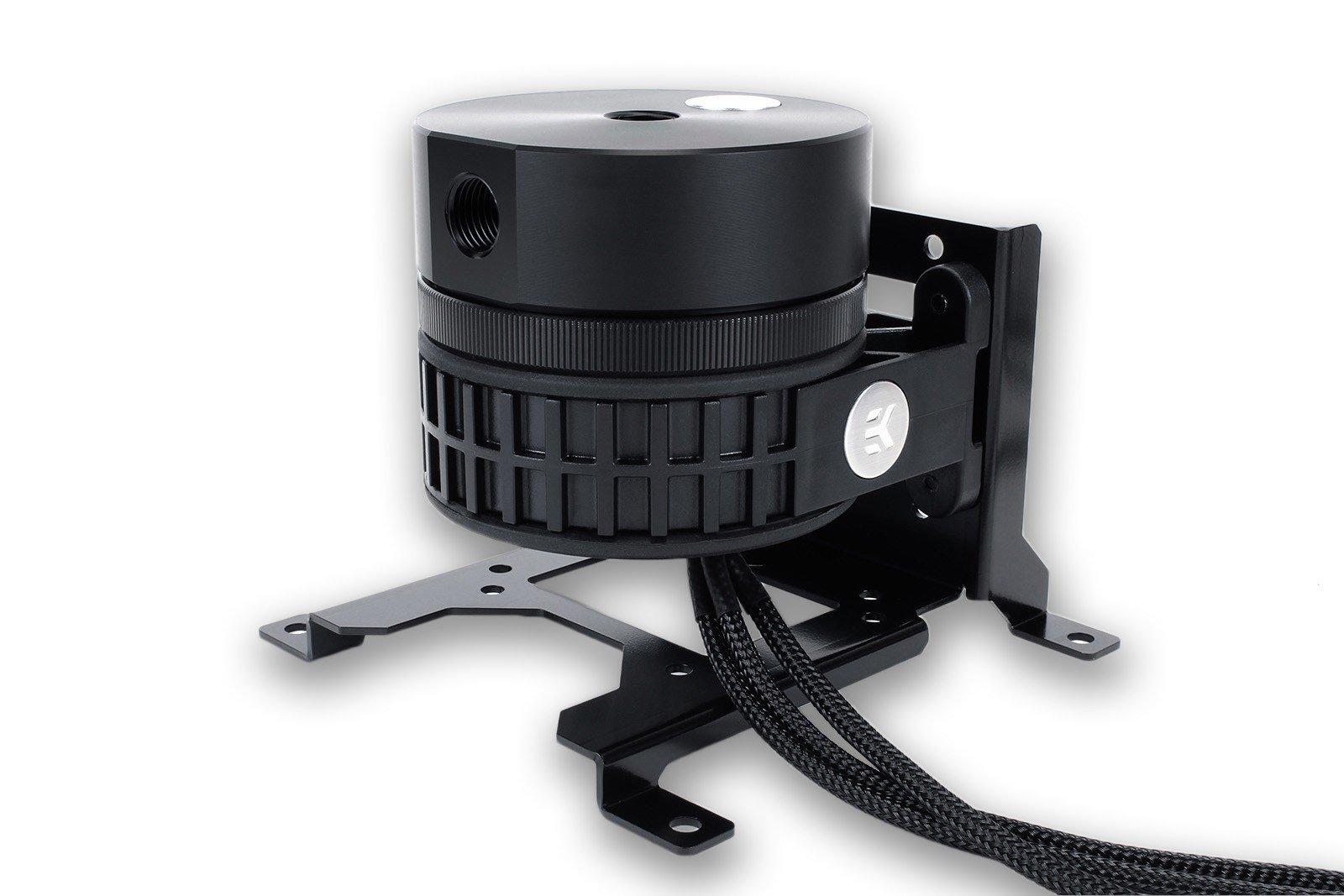 EKWB EK-XTOP Revo D5 PWM (incl. sleeved pump), Acetal by EKWB (Image #4)