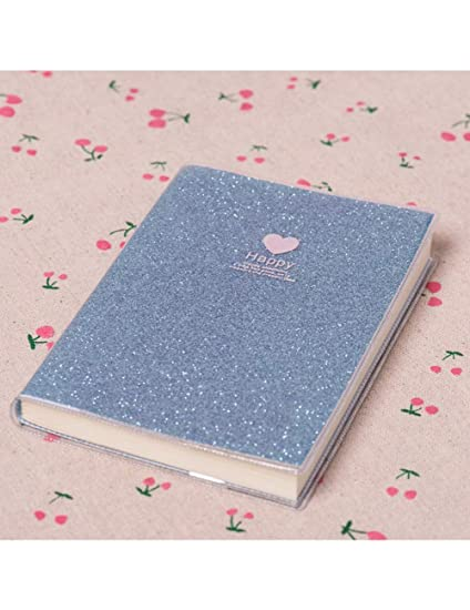 BJBCH Amor Lindo Cuaderno De Papel De Pvc Diario De La ...