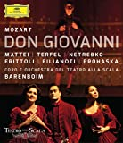 Mozart: Don Giovanni [Blu-ray]