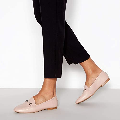 5f421a26295 Principles Womens Natural  Rosalie  Loafers 8 Cream  Amazon.co.uk  Shoes    Bags