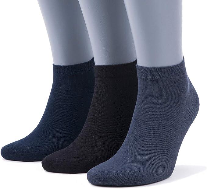 Fiber Pairs Men 5 Ankle Socks Thin Summer Silk Short Business Casual Socks