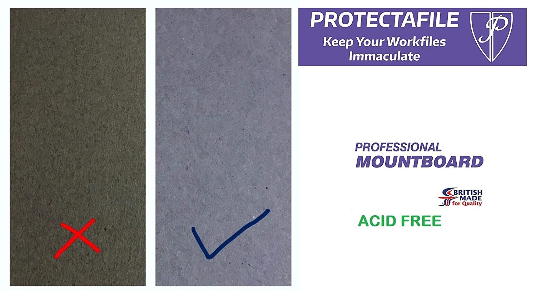 Bastelkarton, A3, 2.000 Mikron, 2 mm mm mm B07PQNTGWC | Ein Gleichgewicht zwischen Zähigkeit und Härte  2e756c