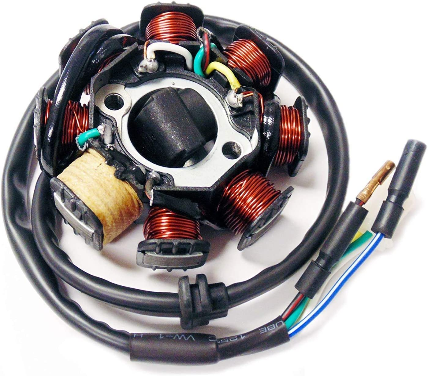 Magneto Stator Ignition Generator 12 Poles Coils for 125cc//150cc GY6 Based Engines