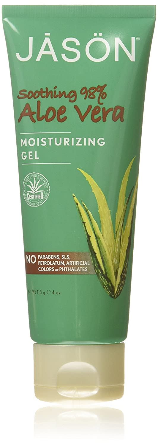 JASON Soothing 98% Aloe Vera Gel, 4 oz. (Packaging May Vary) Everready First Aid 078522040163