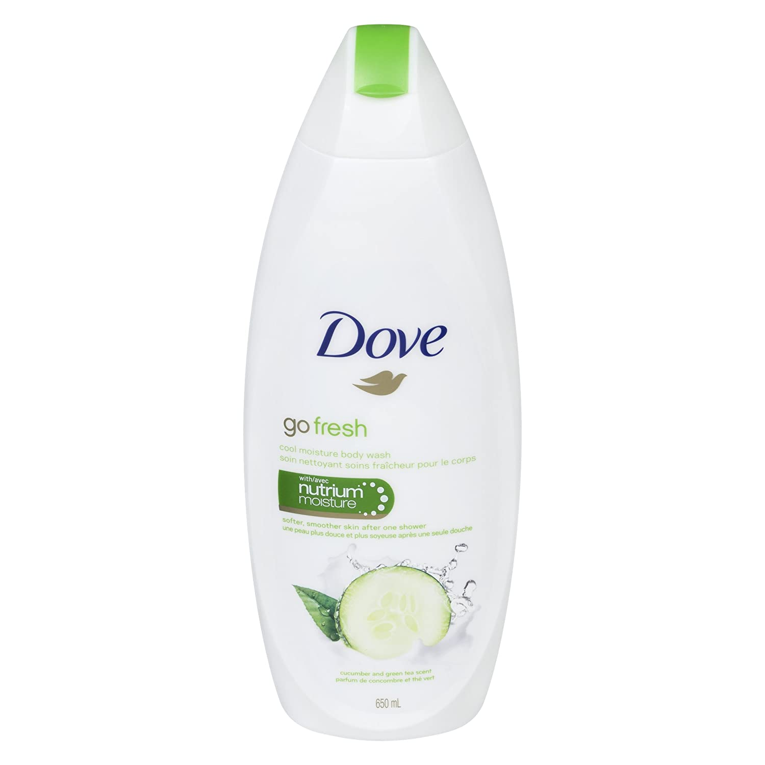 Dove Shea Butter Body Wash 650 ML Dove Body Wash