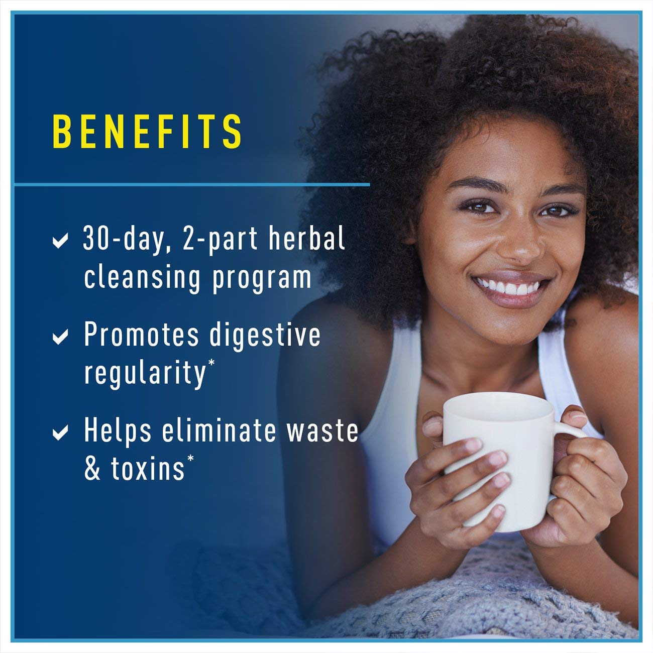 Renew Life Adult Cleanse - Smart Total Body Cleanse, Advanced - 2 Part, 30-Day Program - 120 Vegetable Capsules by Renew Life (Image #2)