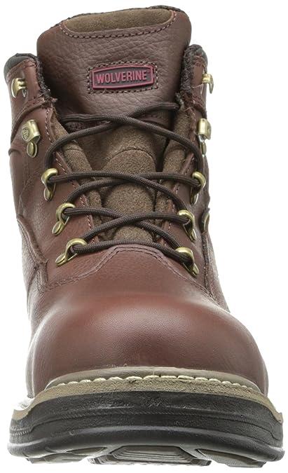 885f88dac49 Wolverine W04820 Men's Buccaneer Steel Toe 6