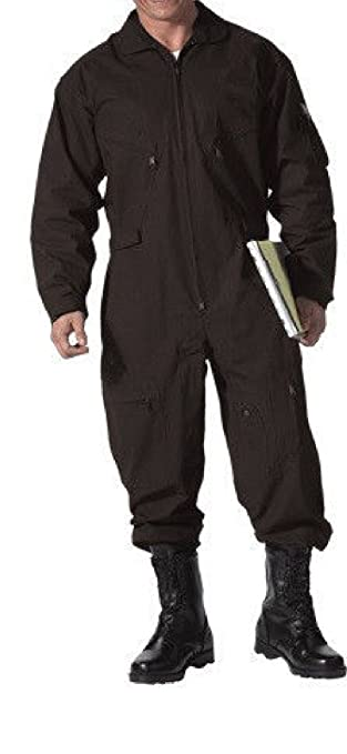 Amazon.com: Military Flightsuit Airforce Mechanic Camo ...