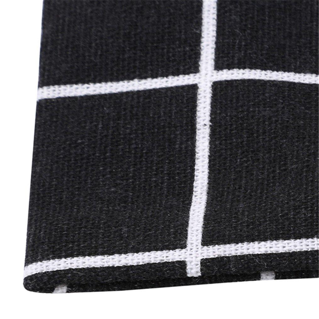 ODN Kosmetikt/ücherbox aus Baumwolle und Leinen Taschentuchspender Papiertuchspender Papiertuch Halter Box Stil 1
