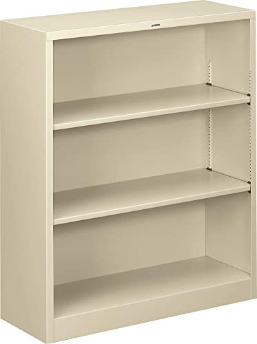HON S42ABCL Metal Bookcase