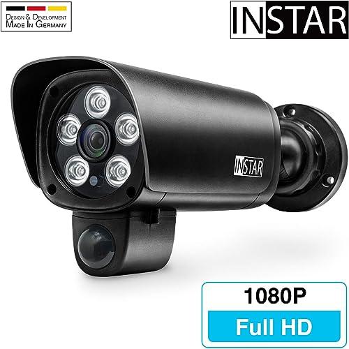 INSTAR IN-9008 Full HD Black