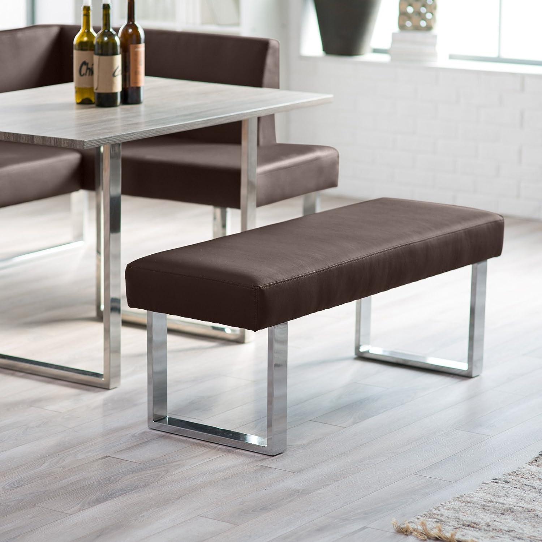 Amazon.com: Cocina Nook Set de comedor con banco silla mesa ...