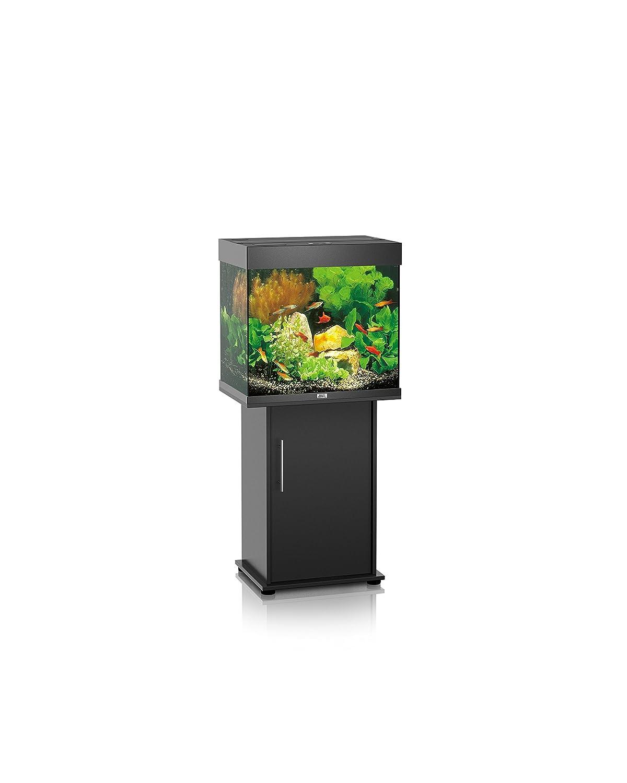 Juwel Aquariumkombination Lido 120, Aquarium mit Unterschrank, Schwarz