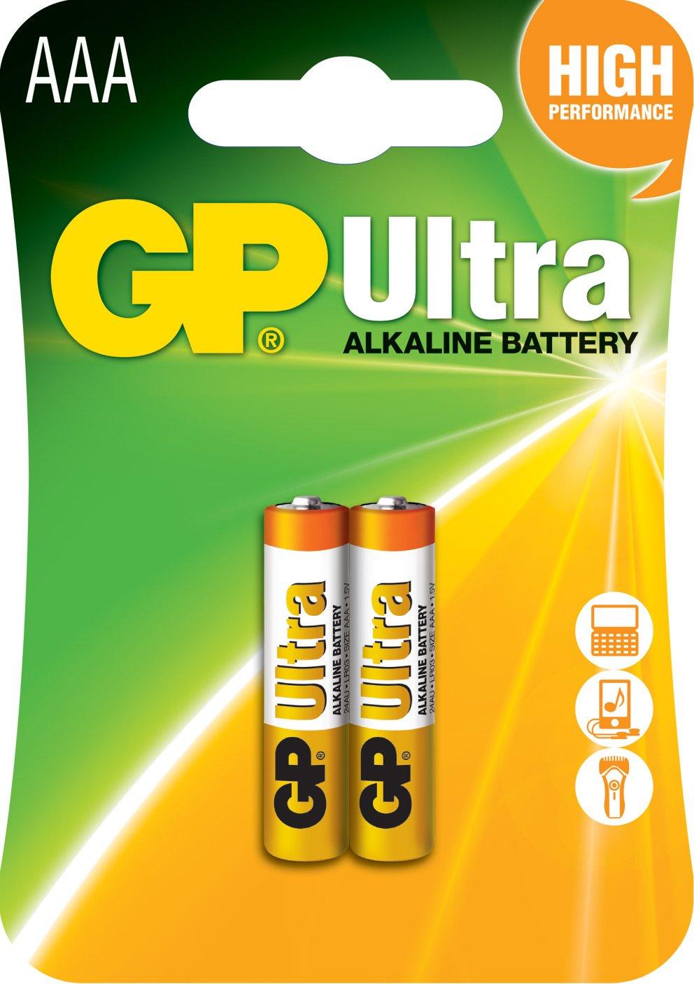 3d723438b3476 Godrej GP AAA Ultra Alkaline Battery: Amazon.in: Electronics