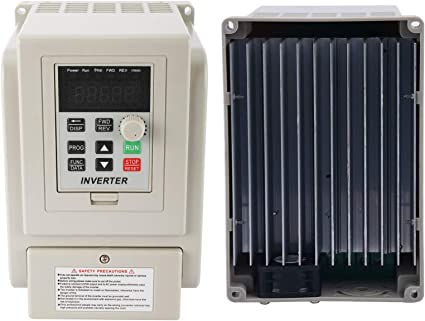 AC220V 1.5kW VFD Single-phase Speed Control Variable Frequency Drive Inverter US