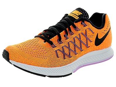 plus récent db468 0863a Nike Womens Air Zoom Pegasus 32 Bright Citrus/Black/Vlt Frst Running Shoe 7  Women US