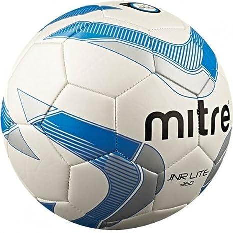 Mitre B9005 Junior Lite 290/360 de balón de fútbol, Multicolor ...