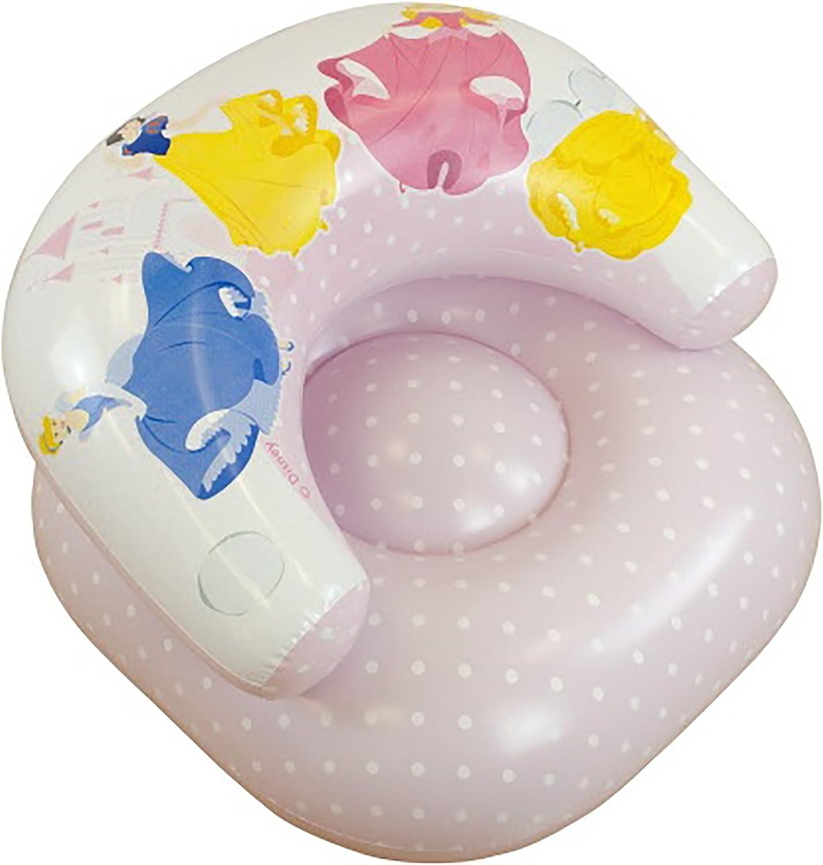siehe Beschreibung mit Disney Prinzessinnen Design Kinder M/ädchen Sessel Pink aufblasbar