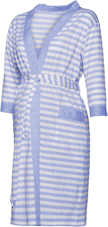 Made in EU Sensis Traumhafter Stillschlafanzug//Umstandspyjama aus Baumwolle mit Praktischem Rei/ßverschlu/ß Zum Stillen