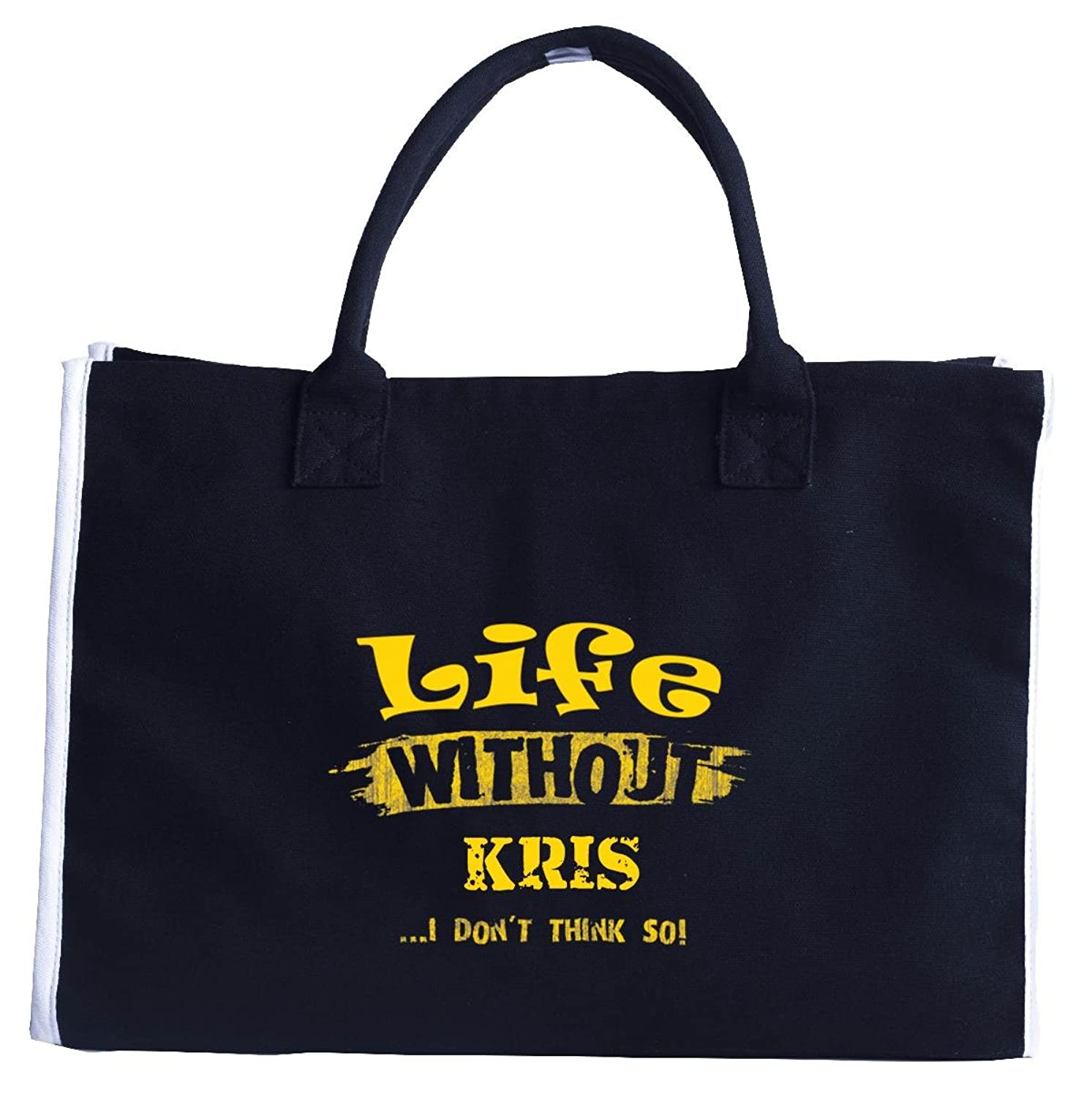 Life Without Kris I Dont Think So - Tote Bag