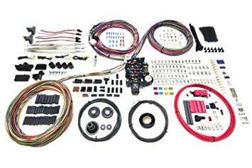Amazon.com: Painless Wiring 10411 25 Circuit Pro Series ... on electric fan relay wiring diagram, dodge truck wiring diagram, monte carlo fan wiring diagram, jeep wiring diagram, wiper switch wiring diagram, universal headlight switch wiring diagram, starter wiring diagram, air conditioning diagram, basic relay diagram, chevy malibu wiring diagram, mini gen ac wiring diagram, gm headlight switch wiring diagram, 1967 mustang wiper motor wiring diagram, distributor diagram, ford wiring diagram, battery switch wiring diagram, electric heater wiring diagram, gm alternator wiring diagram, brake lines diagram, vintage air diagram,