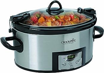 Premium Crock Pot Slow Cooker