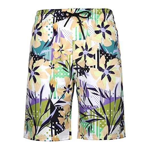 47eab5d2c4d3d Image Unavailable. Image not available for. Color: Simayixx Men's Swim  Trunks Bathing Suit Beach Holiday Party Swim Shorts Summer Vacation Spa  Surf Pants