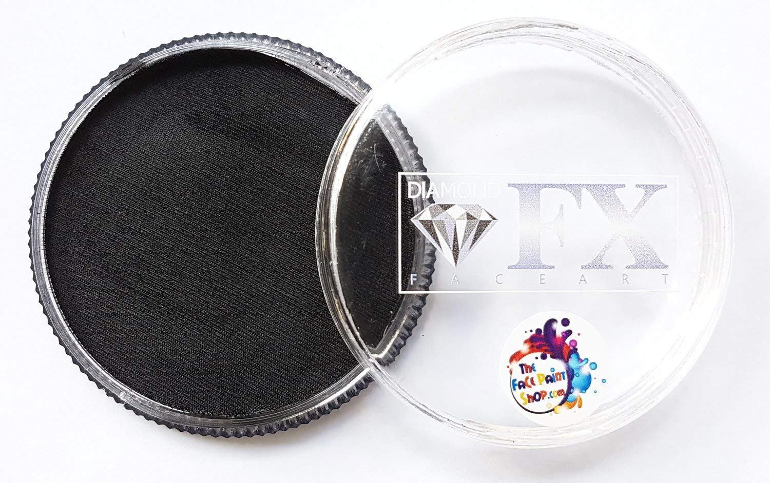 30 gm Diamond FX Essential Face Paint - Black