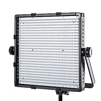 StudioPRO 600 S-600B Bi Color LED Photography Lighting Panel Continuous Lighting Panel  sc 1 st  Amazon UK & StudioPRO 600 S-600B Bi Color LED Photography Lighting: Amazon.co ... azcodes.com