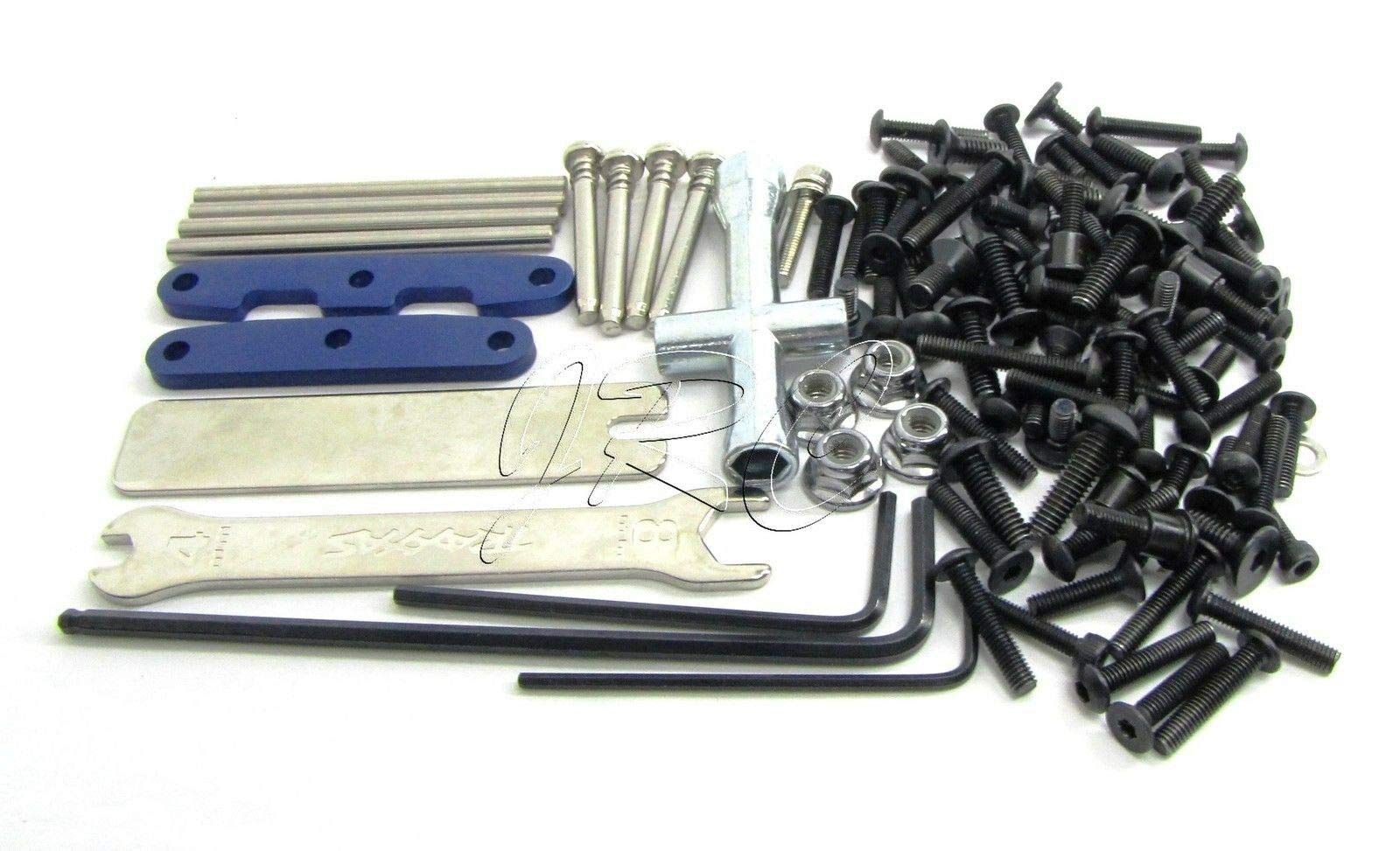 Fiesta ST Rally Screws & Tools (Hardware Hinge pins, Braces Nuts 74054-6