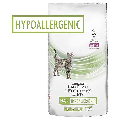 Pienso para Gatos Pro Plan Veterinary Diets de Purina, hipoalergénico HA St/Ox,