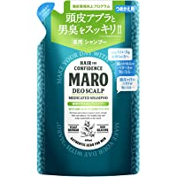 MARO 药用 Deo Scalp 洗发水 补充包 400ml 【医药外用品】