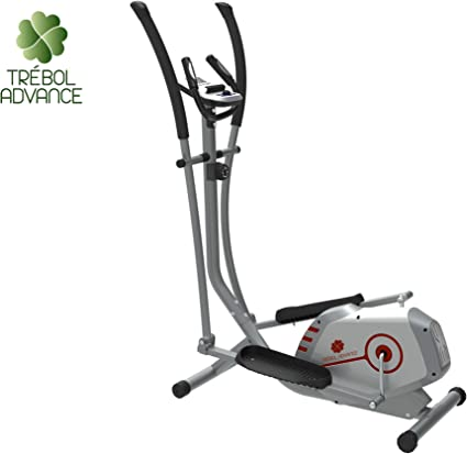 TRÉBOL ADVANCE Bicicleta Eliptica Sistema Magnético Función Scan y ...