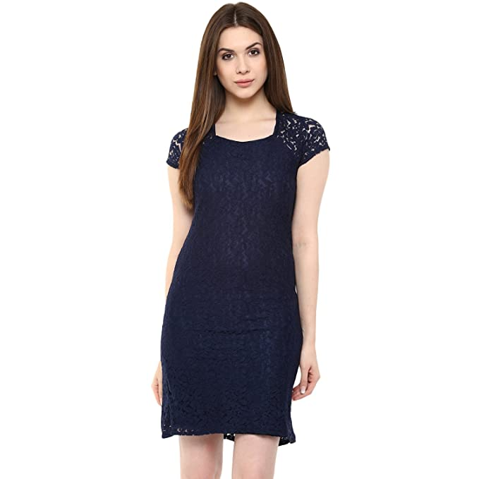 1630f0e30c5c Mayra Women s Net Dress  Amazon.in  Clothing   Accessories