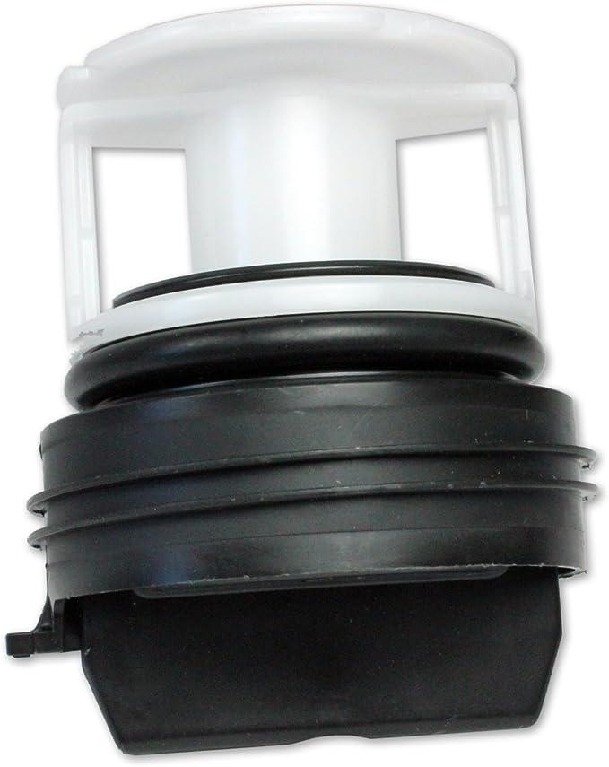 Tapón para filtros de bomba de desagüe de lavadora Bosch: Amazon ...