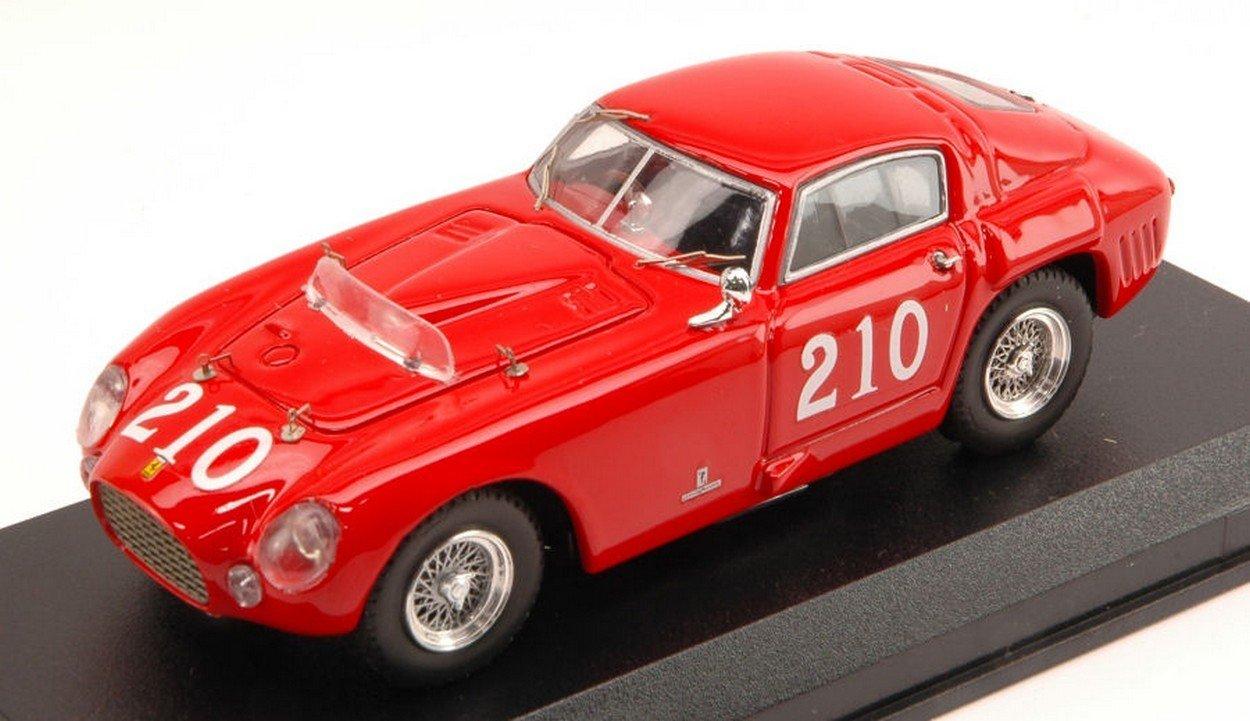 Art-Model AM0189 Ferrari 375 MM N.210 W.GLEN54 DIE 1:43 MODELLINO DIE W.GLEN54 CAST Model ee25e9
