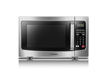 Amazon.com: Toshiba EM131A5C-BS - Horno de microondas con ...